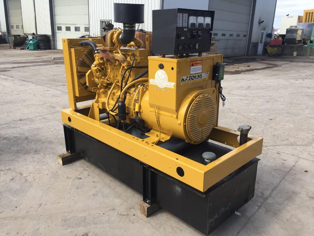 John Deere 60 Generator : Kw katolight generator base fuel tank lead