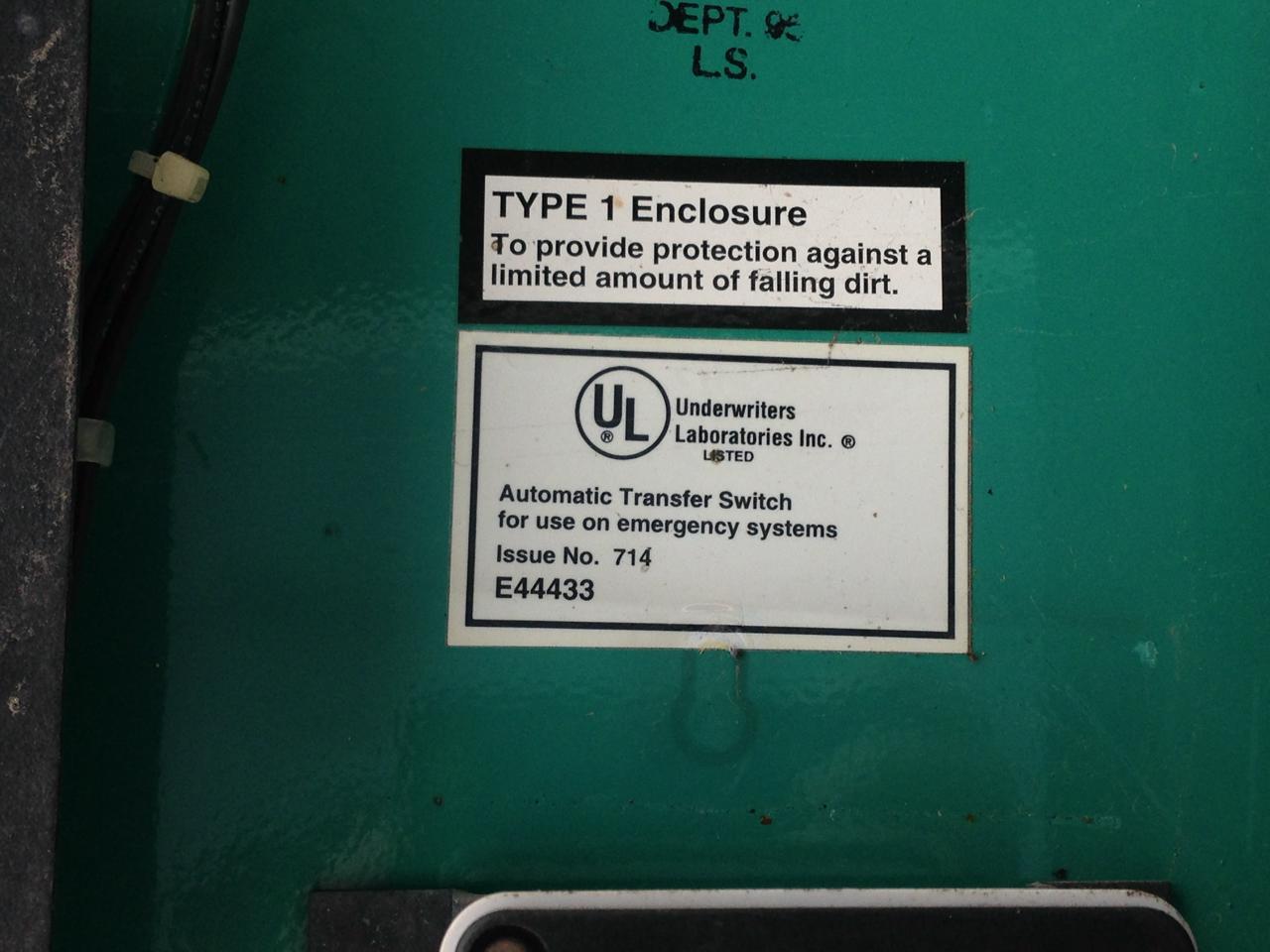 Onan Transfer Switch Wiring Diagram 626 1762 - Basic Guide Wiring ...