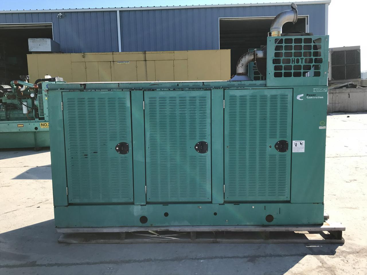 Onan Generator Cover
